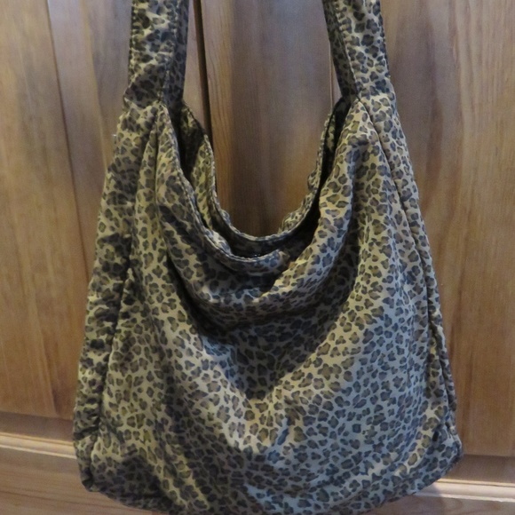 Bottega Veneta Bags   Silk Cheetah Shoulder Bag Euc   Poshmark 39b7c8be6c